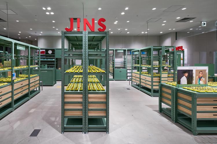 JINS Ginza Loft Shop / Jo Nagasaka / Schemata Architects, © Taichi Ano