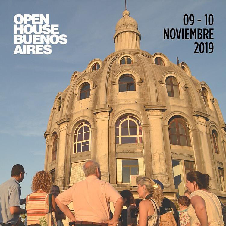 Open House Buenos Aires 2019: 48 horas de puertas abiertas para la arquitectura argentina, Cortesía de Open House Buenos Aires
