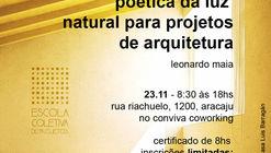 Poética da luz natural para projetos de arquitetura