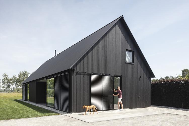 Barnhouse V / Wenink Holtkamp Architecten, © Tim van de Velde