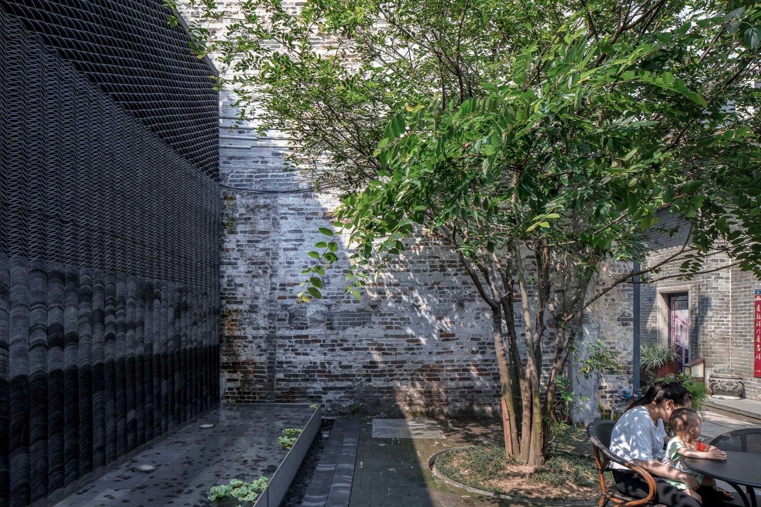 Gallery Of Yongqing Fang Landscape Design Lab D H 21