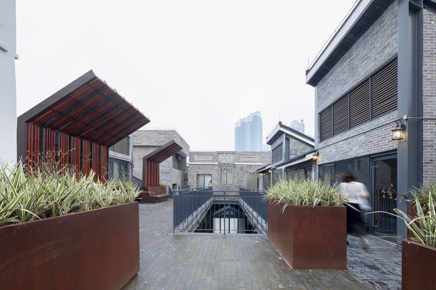Gallery Of Yongqing Fang Landscape Design Lab D H 3