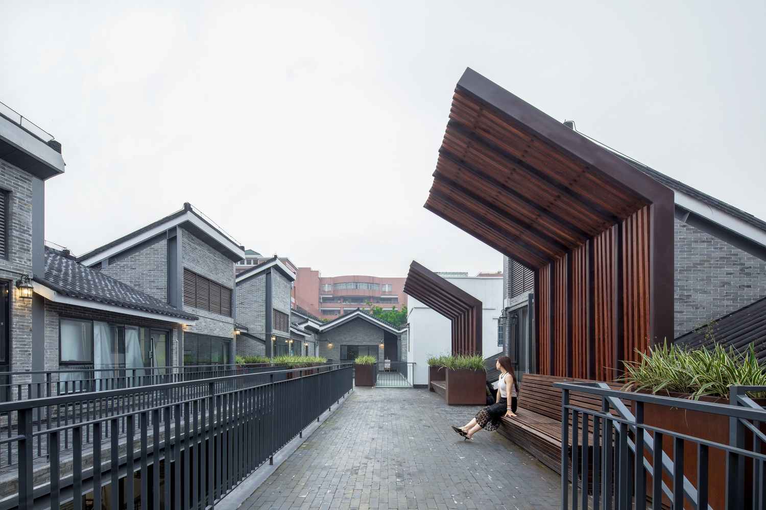 Gallery Of Yongqing Fang Landscape Design Lab D H 1