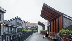 Diseño de paisaje de Yongqing Fang / Lab D+H