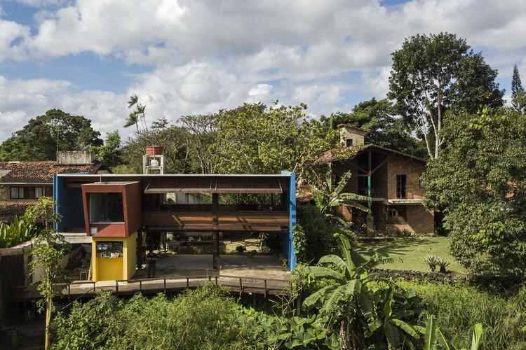 Residência em Aldeia III / O Norte – Oficina de Criação , © Leonardo Finotti