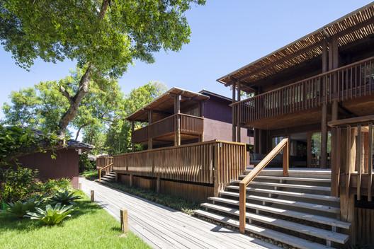 Kûara Hotel / David Guerra Arquitetura e Interiores