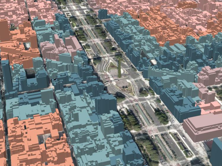 Plano Abierto Buenos Aires: cómo comprender las normativas urbanas de la ciudad, vía Gobierno de la Ciudad Autónoma de Buenos Aires Bajo Licencia CC BY 2.5 AR