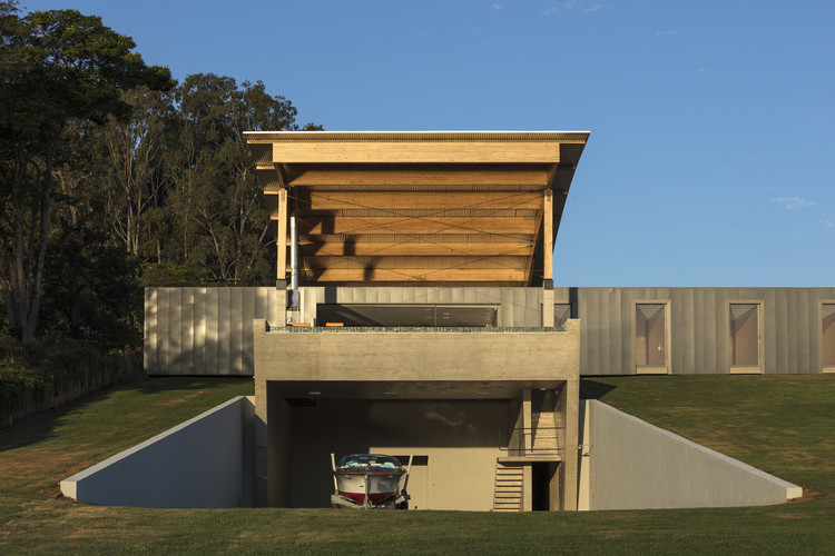 Casa Avaré / Sergio Sampaio Arquitetura + Planejamento, © Leonardo Finotti
