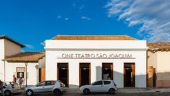 Cine-Teatro São Joaquim  / A+P Arquitetos Associados