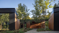 Casa barranco  / Wheeler Kearns Architects