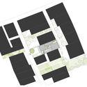 8x24 0 master plan - 8x24 House / AHL architects: Được tạo ra bằng cách sắp xếp 4 khối chức năng