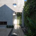 8x24 2 - 8x24 House / AHL architects: Được tạo ra bằng cách sắp xếp 4 khối chức năng