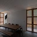 8x24 13 - 8x24 House / AHL architects: Được tạo ra bằng cách sắp xếp 4 khối chức năng