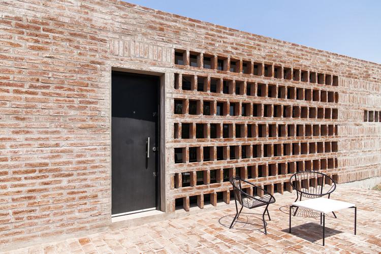 Casa AR / Valeria del Vecchio, © Carolina Estelles