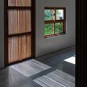 8x24 22 - 8x24 House / AHL architects: Được tạo ra bằng cách sắp xếp 4 khối chức năng