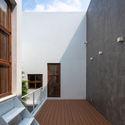 8x24 23 - 8x24 House / AHL architects: Được tạo ra bằng cách sắp xếp 4 khối chức năng