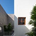 8x24 24 - 8x24 House / AHL architects: Được tạo ra bằng cách sắp xếp 4 khối chức năng