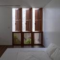 8x24 31 - 8x24 House / AHL architects: Được tạo ra bằng cách sắp xếp 4 khối chức năng