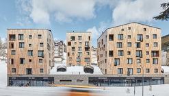 Apart Hotel Svatý Vavřinec / OV-A