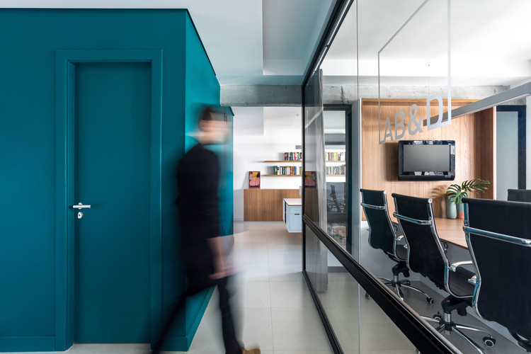 AB&D Office / Solo Arquitetos, © Eduardo Macarios