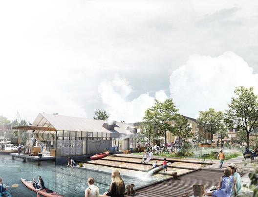 BOGL Wins Urban Development Competition in a Norwegian Harbor City