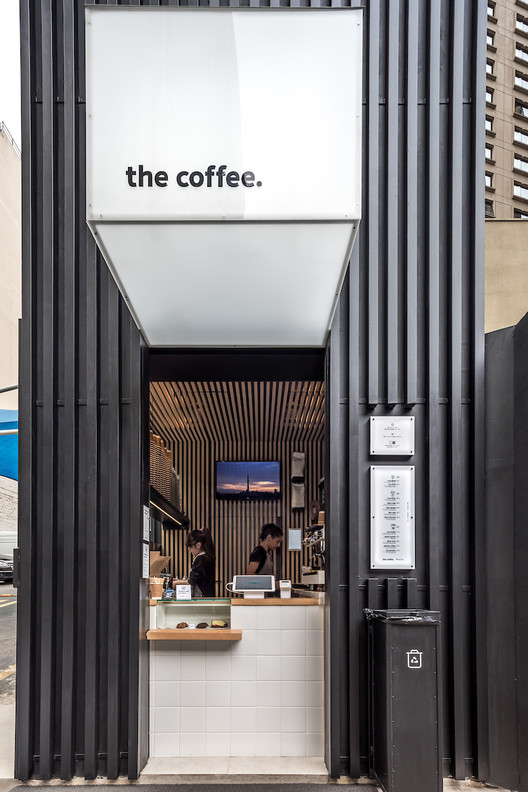 The Coffee Augusta / Studio Boscardin.Corsi Arquitetura, © Eduardo Macarios