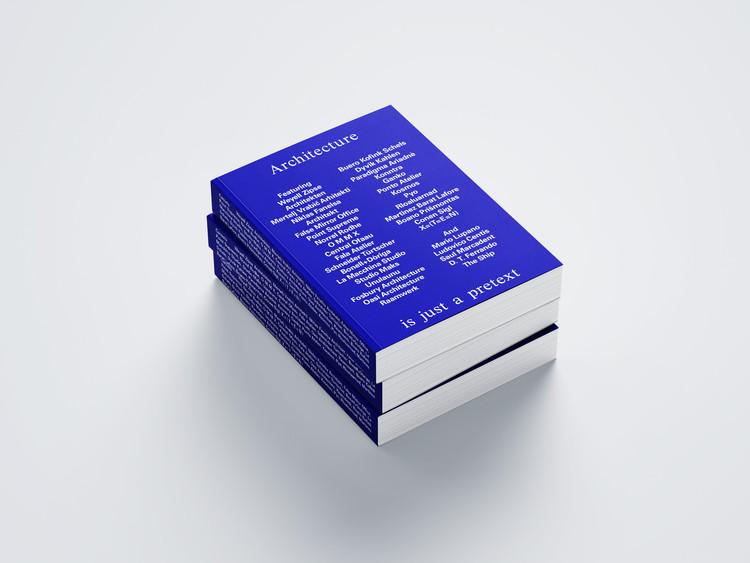 Carnets. Architecture is Just a Pretext, Carnets. Architecture is Just a Pretext book cover. Credits: Carnets, M-L-XL