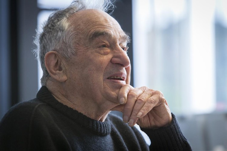 RIBA Royal Gold Medalist Ted Cullinan Passes Away at 88, © Simon Warren