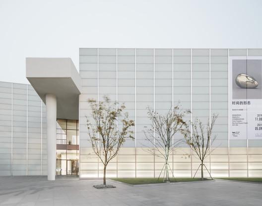 West Bund Museum / David Chipperfield Architects