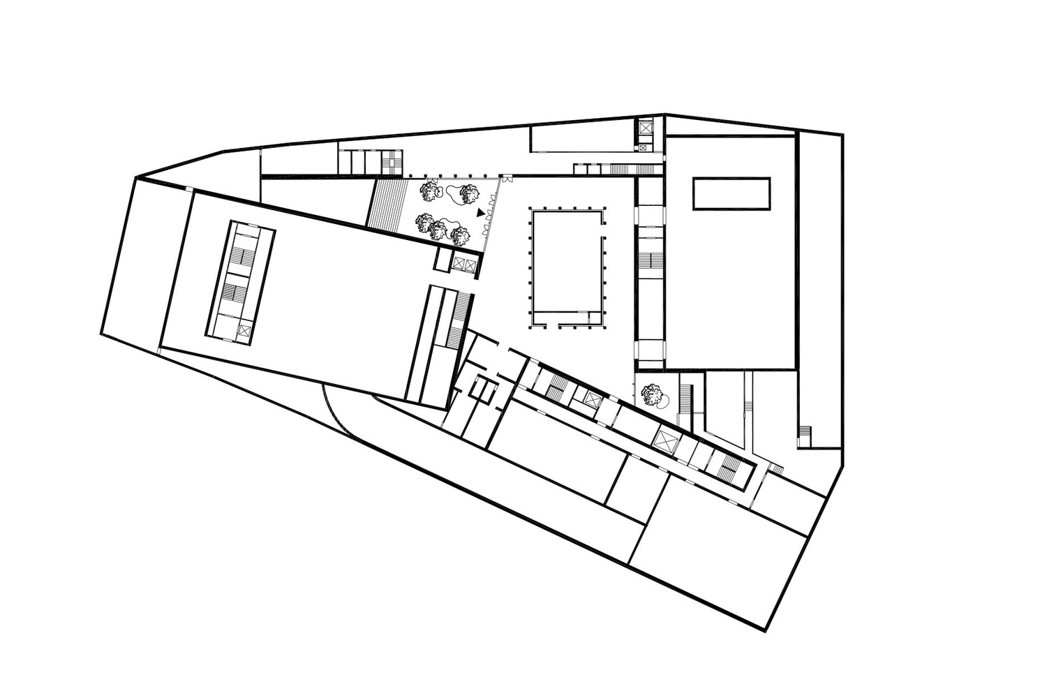 Gallery Of West Bund Museum David Chipperfield Architects 16