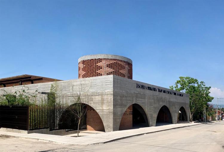 Jojutla School / Taller de Arquitectura X / Alberto Kalach + Roberto Silva