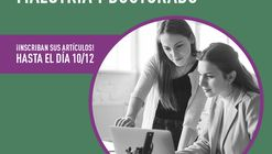 UIA2020RIO: Convocatoria de artículos
