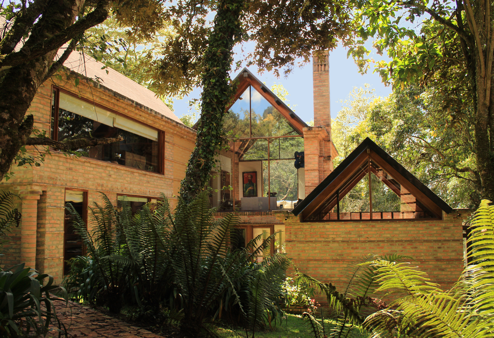Clásicos de arquitectura: Floresta 3 / Herbert Baresch - Plataforma Arquitectura
