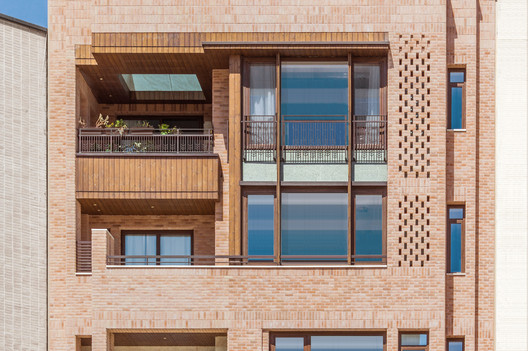 Freiburg Apartment / MIAN OFFICE architectural design & research