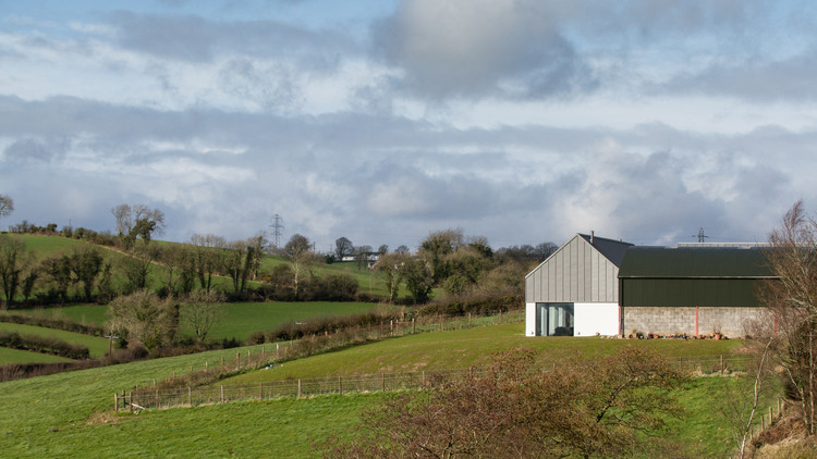 Casa Lessans de McGonigle McGrath, ganadora de RIBA House of the Year 2019, © Aidan McGrath