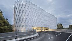 Fachada do Estacionamento P22a / wulf architekten