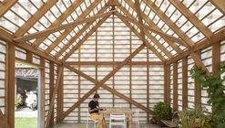 Câmara no Jardim / Atelier Janda Vanderghote