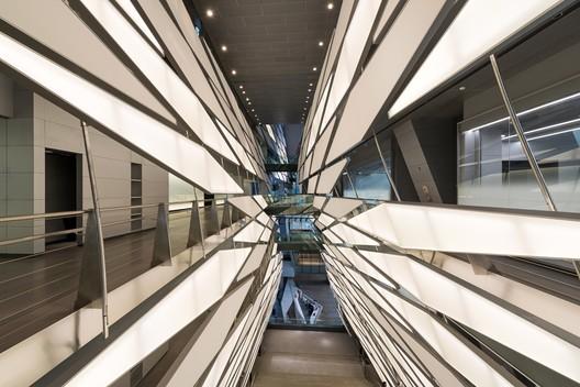 Kolon One & Only Tower. Image Courtesy of Morphosis Architects