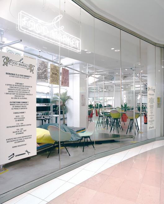 Food Market Part-Dieu / BOMAN + Forme Studio Architectes