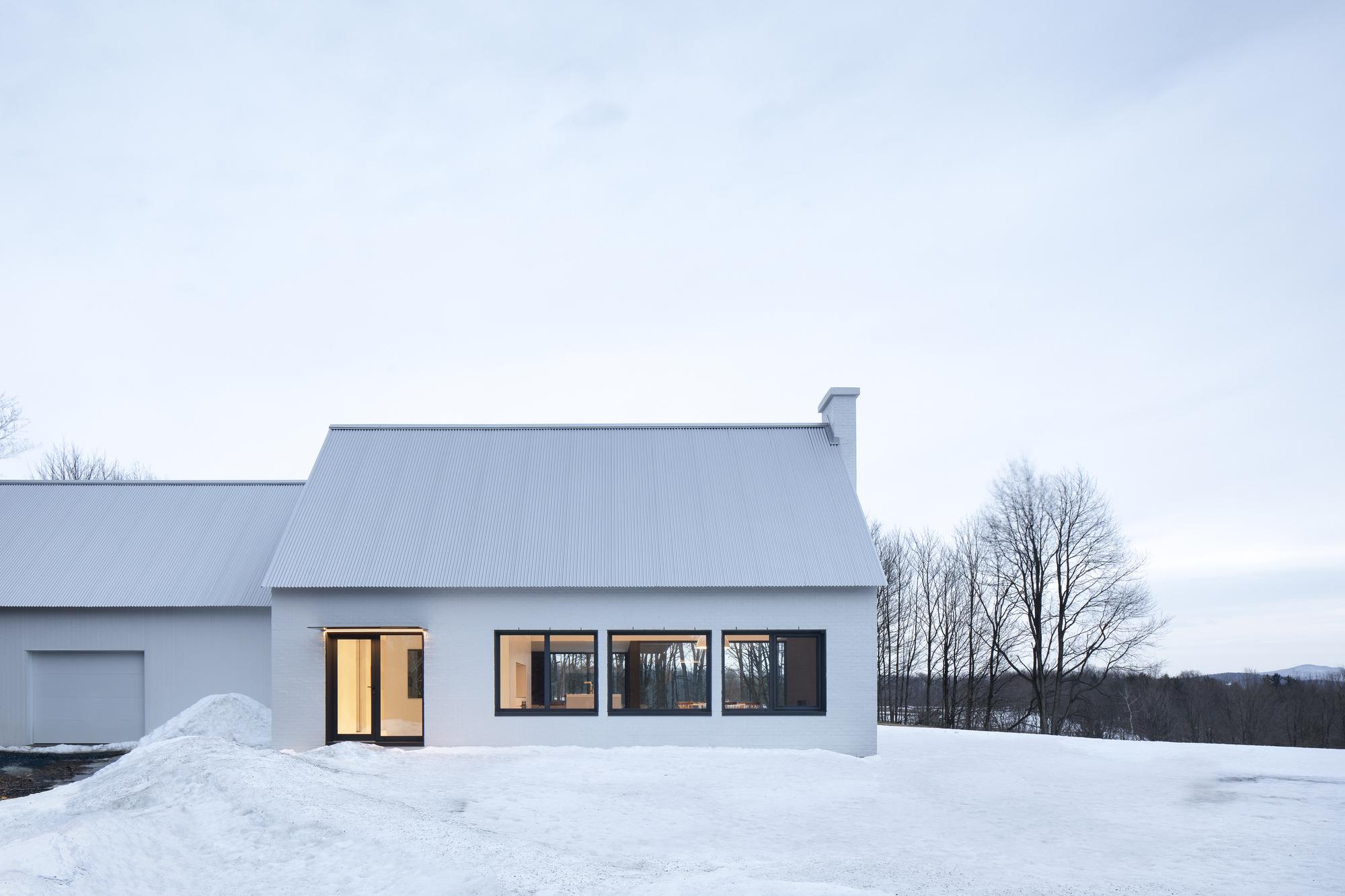 Knowlton Residence / T B A / Thomas Balaban Architect