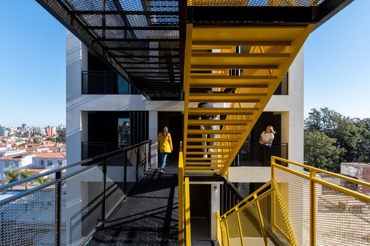 Edificio Casa 40 / Quaranta & Coraglio Arquitectos, © Gonzalo Viramonte