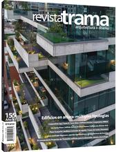 Revista Trama 155: Edificios en altura, múltiples tipologías