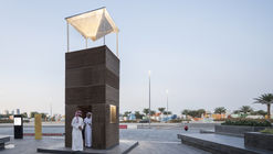 Barjeel Installation / Miskavi Architecture Studio