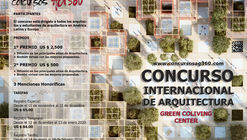 Convocatoria Concurso de Ideas: Green Coliving Center