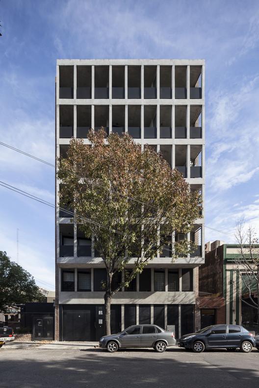 Edificio Lagos / Estudio Aire, © Walter Salcedo