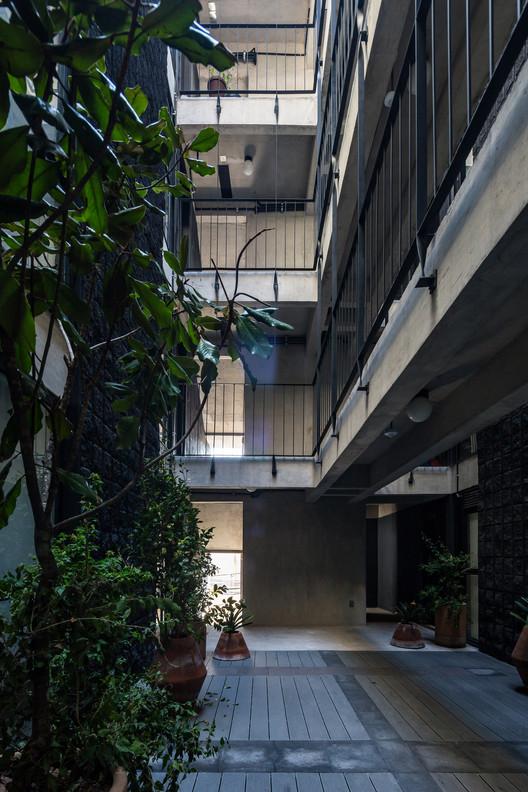 Rebull 85 Building / dmp arquitectura