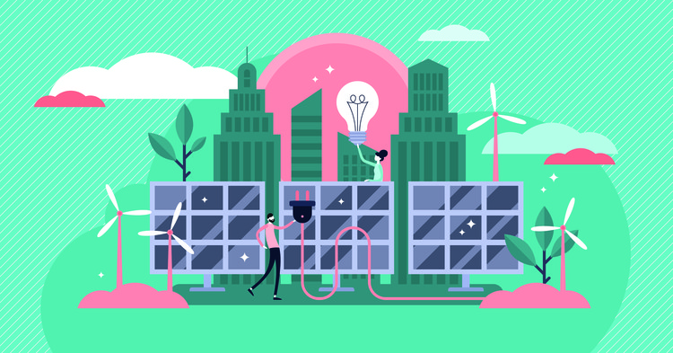 City of the Future Examines the Future of Electrification, © Shutterstock/ By VectorMine