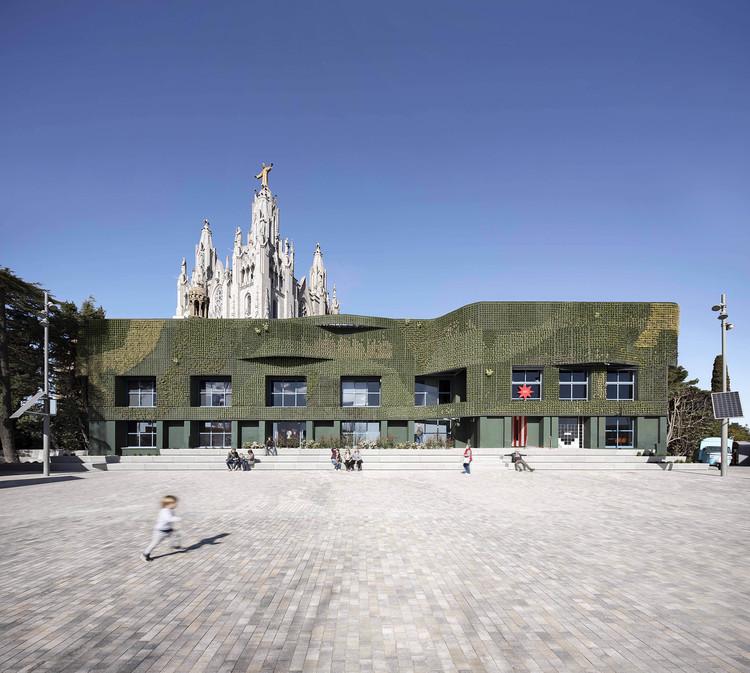 Plaza Tibidabo / MiAS Arquitectes, © Gael del Rio