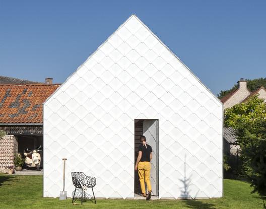 Garden Room / Atelier Janda Vanderghote