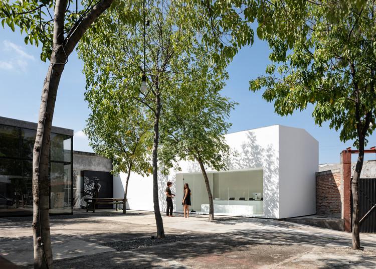 Oficinas Kaji / HW-STUDIO, © Dane Alonso